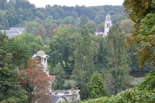 Holiday Home Castle View : Guest accommodation near Courtieux