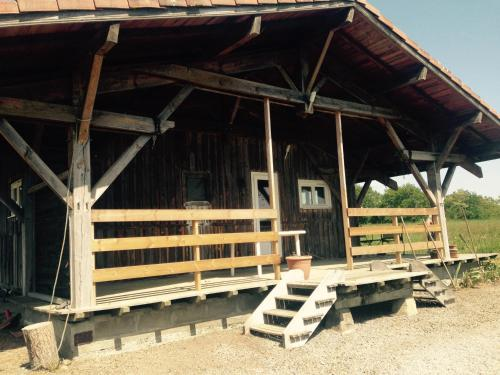 Mignon chalet proche Dax : Guest accommodation near Mimbaste
