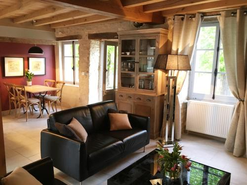Le Marronnier : Guest accommodation near Buncey