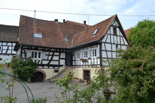 Ferienidyll Cleebourg : Guest accommodation near Steinseltz