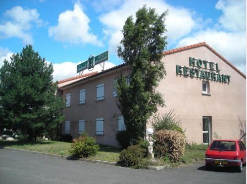Le Pairoux : Hotel near Chaptuzat