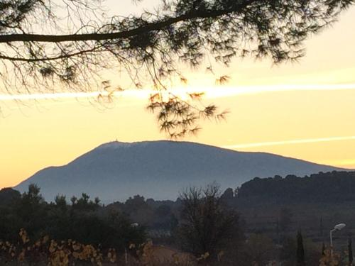Domaine Fontaine : Guest accommodation near Visan