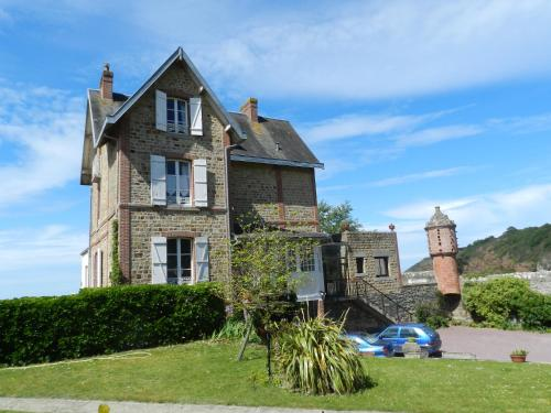 Villa les Dunes : Guest accommodation near Saint-Jean-le-Thomas