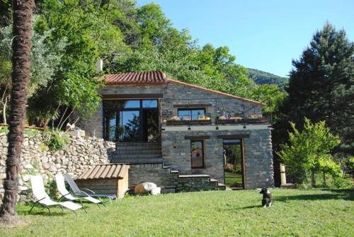 Mas Catalan : Guest accommodation near Espira-de-Conflent