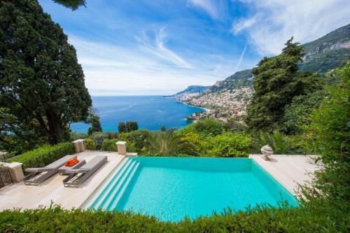 Villa Anabel : Guest accommodation near Gorbio