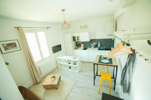 L'Industrie : Apartment near Somme-Tourbe