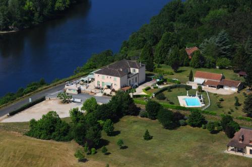 Les Terrasses de Beauregard : Hotel near Paunat