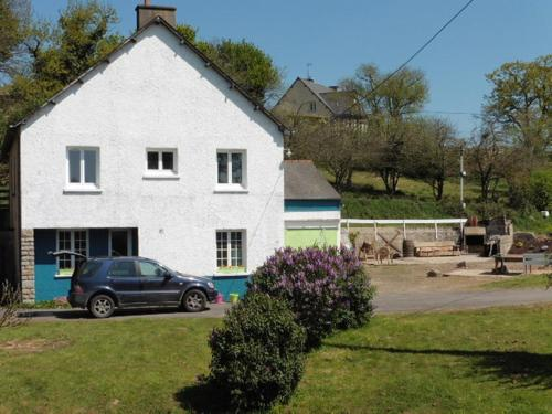 Rainbow River Cottage : Guest accommodation near Loscouët-sur-Meu