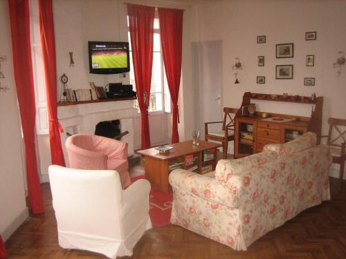 Les choucas : Apartment near Castillon-de-Larboust