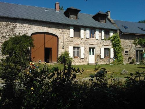 Mouly, een hemeltje op aarde : Guest accommodation near Saint-Jacques-d'Ambur