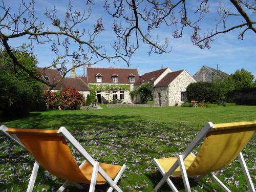 Chambres d'Hôtes de Cilia : Bed and Breakfast near Betz