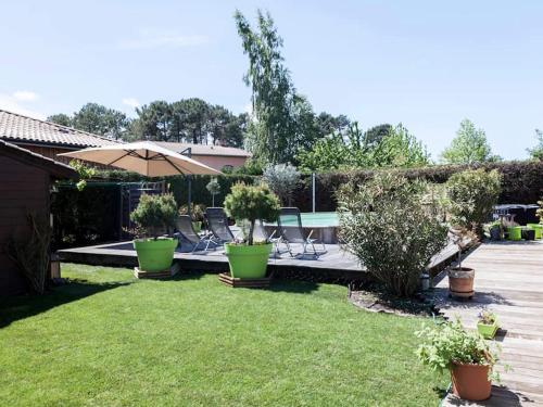 Calme et Nature, BA : Guest accommodation near Biganos