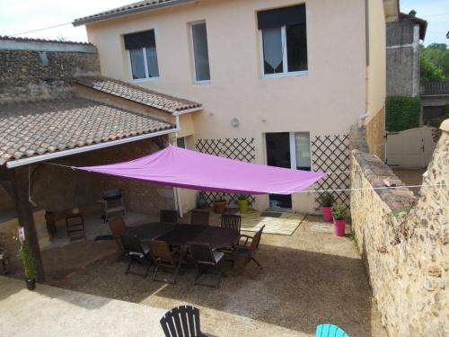Le Patio : Guest accommodation near Bosset