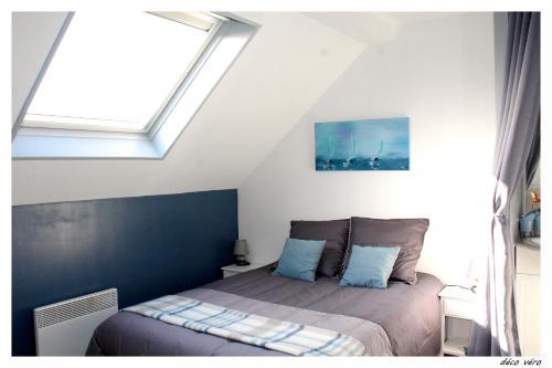 résidence le continental : Apartment near Wimereux