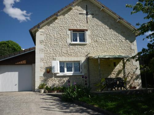 Maison du Bourg : Guest accommodation near Chenevelles