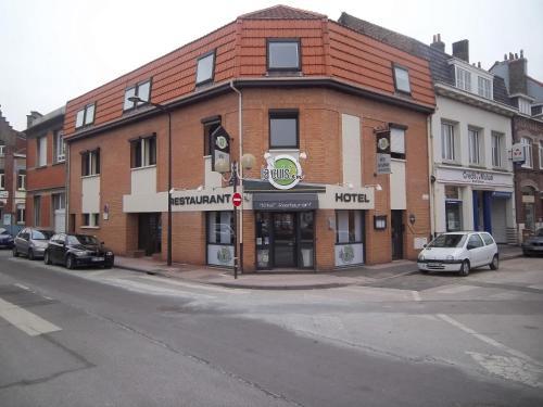Hotel Restaurant La Cuis'in : Hotel near Dunkerque