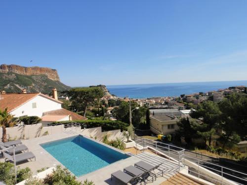 Home Cassis. Maison Mediterrannee : Apartment near Cassis