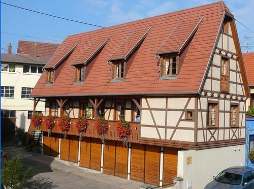 A l'Ancien Moulin : Apartment near Uttenheim