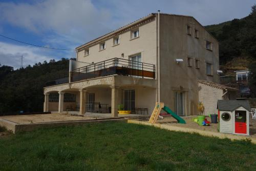 Mas Auziere : Guest accommodation near Saint-Florent-sur-Auzonnet