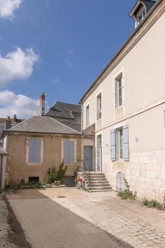 La Maison d'Aristide : Apartment near Crézançay-sur-Cher