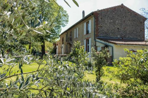 La Bastide De Negra : Bed and Breakfast near Rieumajou