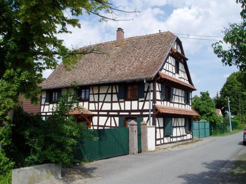 Gîte Nicole : Guest accommodation near Ohnenheim