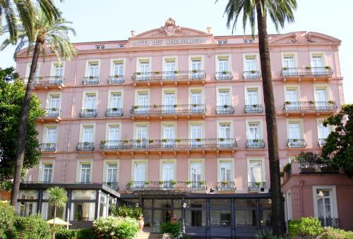 Grand Hôtel des Ambassadeurs : Hotel near Menton
