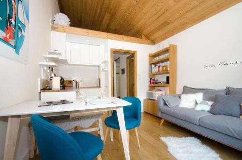 Cabane : Apartment near Chamonix-Mont-Blanc