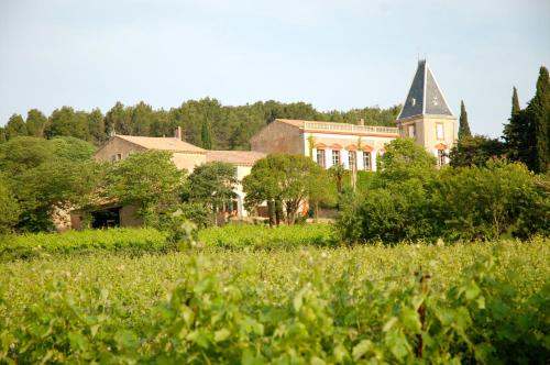 domaine de malvies : Guest accommodation near Ouveillan