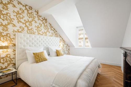 Les Demoiselles à Versailles - Au Pied du Château : Apartment near Bois-d'Arcy