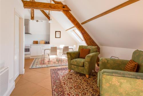 Appartement La Brasserie : Apartment near Pindray