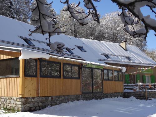 Auberge La Soulan : Hotel near Ilheu