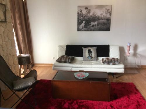 Appart des îles : Apartment near Néris-les-Bains
