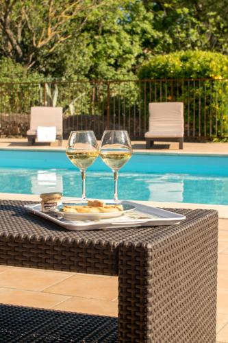 La Maison Grenadine : Guest accommodation near Argens-Minervois