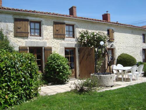 Les Trois Puits : Guest accommodation near Annezay