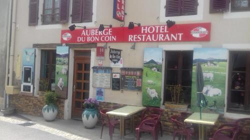 Auberge Du Bon Coin : Hotel near Thaix