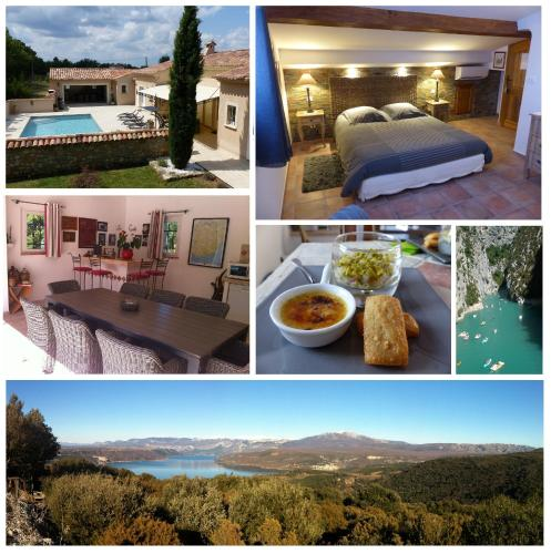La Bastide des Pignes : Bed and Breakfast near Varages