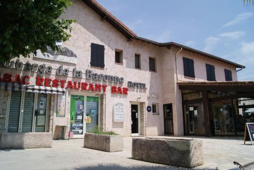 Auberge de la Baronne : Hotel near Colomars