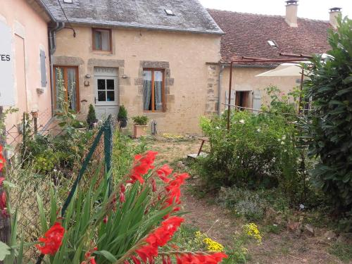 La Vache : Guest accommodation near Aunay-en-Bazois