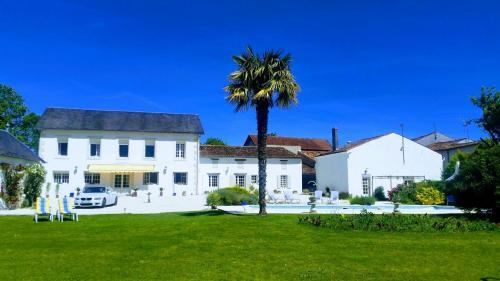 La Lezardiere : Guest accommodation near Blanzay-sur-Boutonne
