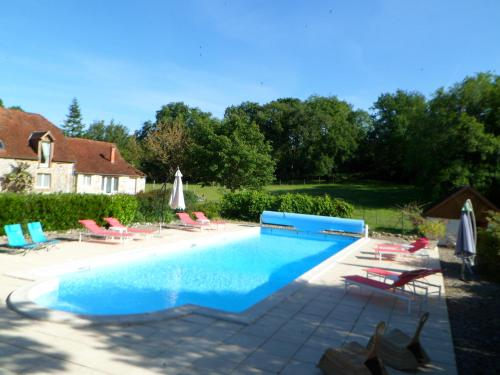 Domaine de La Vaysse : Guest accommodation near Montvalent