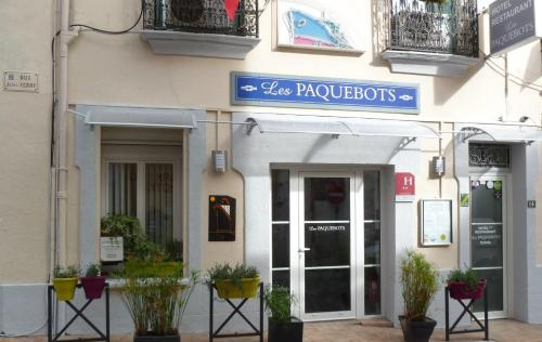 Hotel Restaurant Les Paquebots : Hotel near Port-Vendres