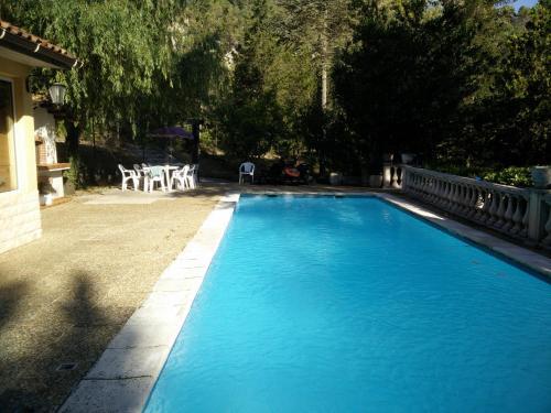 –Villa Route des Escaillouns : Apartment near Utelle