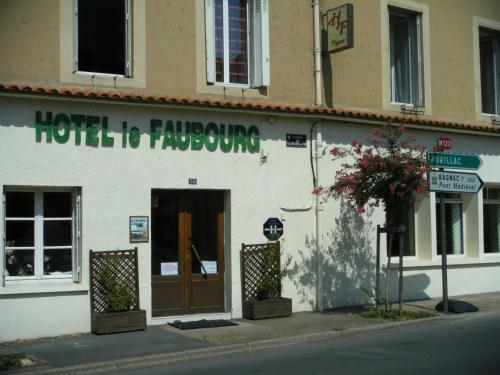 Le Faubourg : Hotel near Frontenac