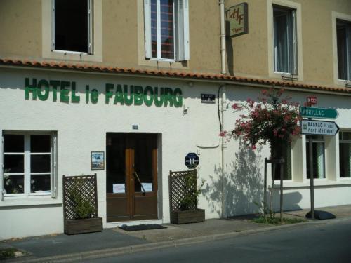 Le Faubourg : Hotel near Foissac