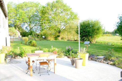 Le champ Bagnolet : Bed and Breakfast near Beaune-d'Allier
