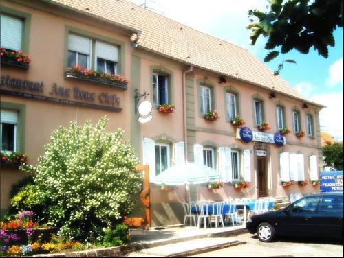Aux Deux Clefs : Hotel near Eywiller
