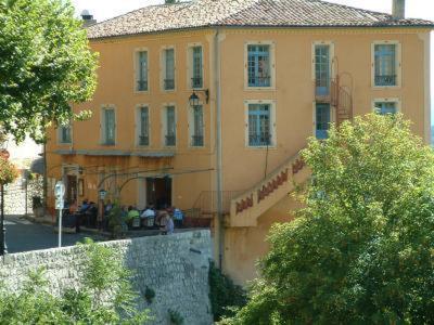 Hotel le Belvédère : Hotel near Bras-d'Asse