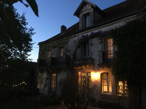 Le Pré Germain : Bed and Breakfast near Villeberny