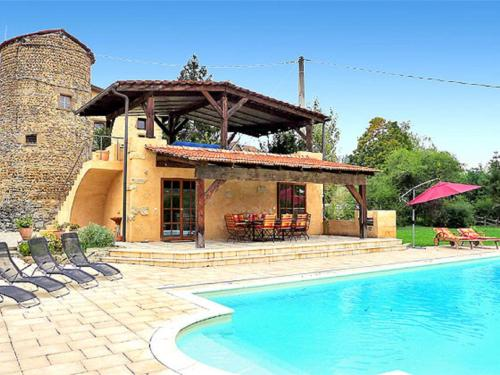 Villa - Miribel 1 : Guest accommodation near Moras-en-Valloire